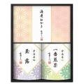 市田ひろみ 宇治茶ティーバッグ&米菓ギフト